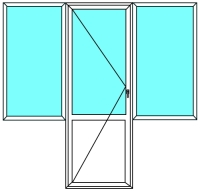 Цены на остекление и отделку балконов в рязани.